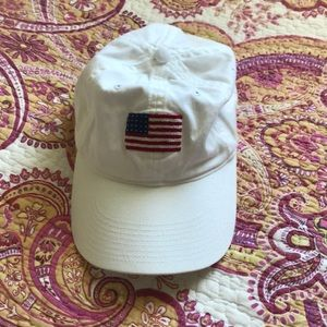 Smathers and Branson American flag hat